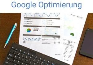 google optimieren