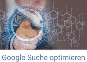 google suche optimieren