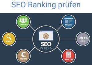 seo ranking prüfen