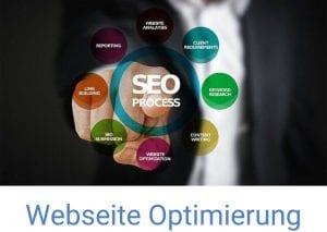 webseite optimierung